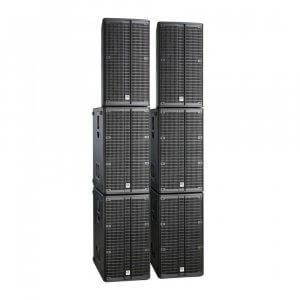 HK Audio Linear 5 Rock Pack 5600W Sound System PA DJ Disco PA
