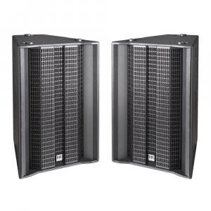2x HK Audio L5LTSA Linear 5 Long Throw Active Speaker 2000W