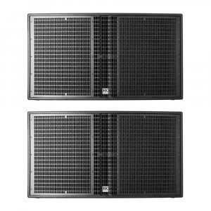 "2x HK Audio LS4000A Active 18"" Subwoofer 1200W Linear 5 Speaker"
