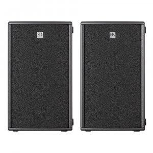 "2x HK Audio Premium PRO210 Passive 2 x 10"" Subwoofer Bass Bin 3000W"
