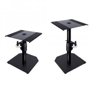 Novopro SMS50R Adjustable Studio Monitor Stands (Pair)