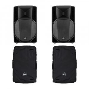 RCF ART715-A (MK4) Active 2Way Speaker (Bundle 2)