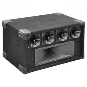 SoundLAB 400W 5 Way Tweeter Speaker System