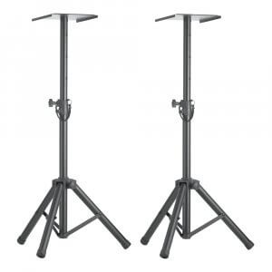 2x Stagg Height Adjustable Tripod Stands
