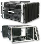"Pulse 6U ABS 19"" Rack Flightcase"