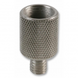 """Pulse Microphone Thread Adapter (5/8""""F to 3/8""""M)"""