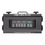 Showtec Lightbrick 4 Channel DMX Dimming Switch Pack