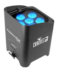 Chauvet Freedom Par Tri-6 Wireless Battery Powered Uplighter *B-Stock