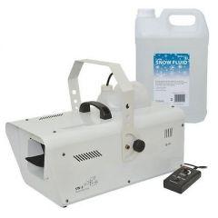 QTX SW2 Snow Machine inc. 5L Fluid and Remote