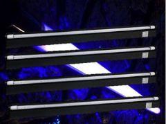 4x Showtec Powerful LED UV Tube (1.2m)