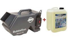 ADJ Bubbletron Bubble Machine inc. Remote and 5L Fluid