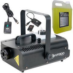 ADJ VF1300 Smoke Machine inc. Remote and Fluid