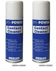 2x Pro Power Contact Cleaner