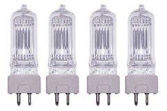 4 x FXLab T18 500W Theatre Lamp