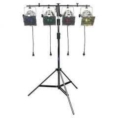 Stage Lighting Package inc. Lights, Stand and Cables