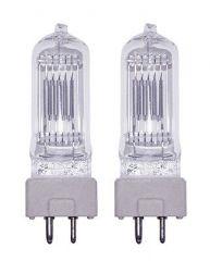 2 x FxLab 500W T18 Theatre Lamp