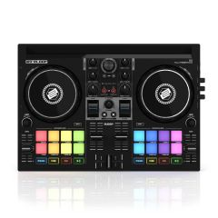 Reloop Buddy Compact 2-Deck DJAY Controller For iOS/ iPad OS/ Android/ Mac & PC