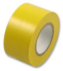 Multicomp PVC Insulation Tape 19mm x 33m Yellow DJ Disco Stage Lighting