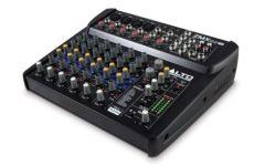 Alto Professional ZMX122FX 8 Channel FX Audio Mixer