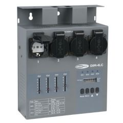 Showtec DIM-4LC Local Control Dimming Pack Lighting 4ch 3A