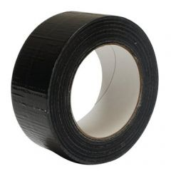 Black Gaffa Tape 48mm x 50M Waterproof