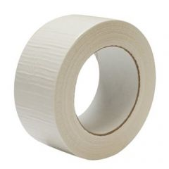 White Gaffa Tape 48mm x 50M Waterproof
