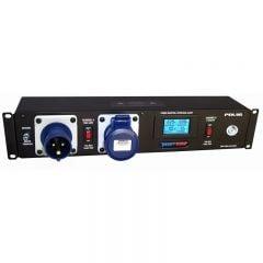 Penn Elcom PDU16-PC Neutrik Powercon 16 Amp Power Distribution Unit