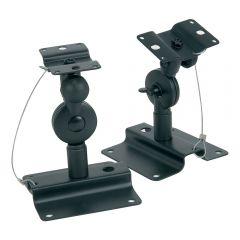 Adastra Swivel Adjustable Speaker Brackets for Monitor Speakers