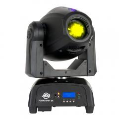 ADJ Focus Spot 2X LED Moving Head 100W Lighting 2x Prism Effect