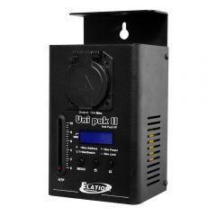 ADJ UNI PAK MKII Single Channel Dimmer 10A Fader Control DMX