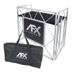 AFX Aluminium DJ Booth Inc. Bag Foldable Disco Setup