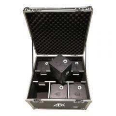 6x AFX Spark Machine Sparkular Cold Pyro Wedding Theatre DMX DJ Effect Package