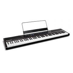 Alesis Recital Digital Piano 88 Key Studio Band Keyboard USB MIDI School College