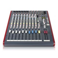 Allen & Heath ZED12FX Professional 12 Channel USB Live Mixing Desk