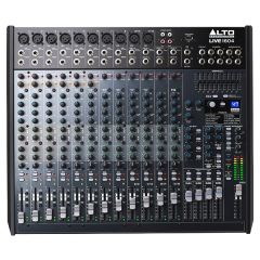 Alto Professional Live 1604 16 Channel Mixer with USB