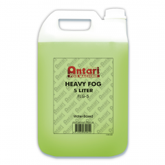 Antari Heavy Fog Fluid for Smoke Machine (5L)