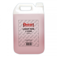 Antari Light Fog Fluid for Smoke Machine (5L)