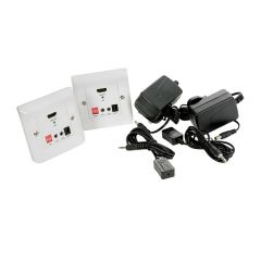 av:link 50m HDMI Extender Kit inc Wallplate via CAT5 / CAT6