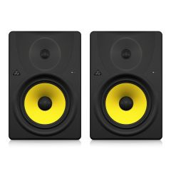 2x Behringer B1031A Active 2-Way Reference Studio Monitor Speaker HiFi DJ