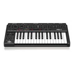 Behringer Analog Synthesizer with 32 Full-Size Keys 3340 VCO Live Performance