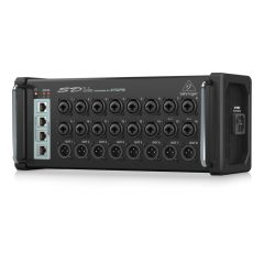Behringer SD16 Digital Stage Box 16 x Input 8 x Output Multicore Box