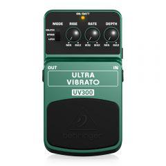 Behringer UV300 Classic Vibrato Effects Guitar Pedal