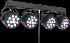 Ibiza Light DJLIGHT80LED Partybar LED lighting System