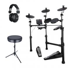 Carlsbro CSD100 Digital Drum Kit inc. Sticks, Headphones and Stool
