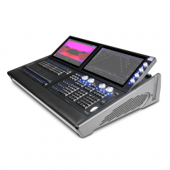 ChamSys MagicQ MQ500 Stadium Console (200 Universe) With Flight Case