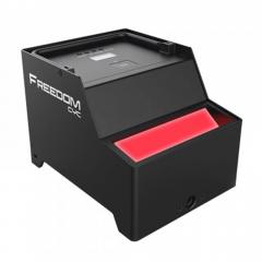 Chauvet Freedom Cyc Battery Wireless LED Wash Uplighter Hex 10W Lighting