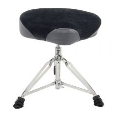 Chord HD Deluxe Round Drum Throne Drum Stool for Drummer Band Studio