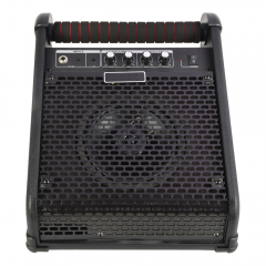 "Chord SM20 Stage Monitor Foldback Wedge 6.5"" 50W Speaker Band"