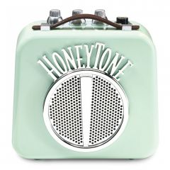 Danelectro Honey Tone HTA-FA Mini Amplifier Nifty Aqua Speaker