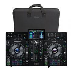 Denon Prime 2 DJ Controller inc Magma Carry Case